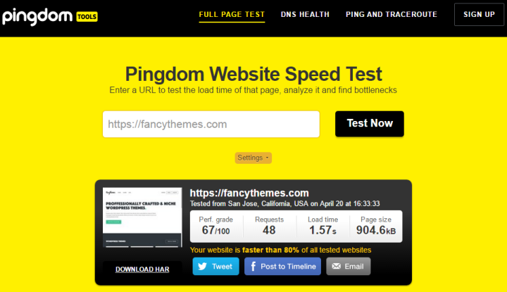 pingdom-fancythemes
