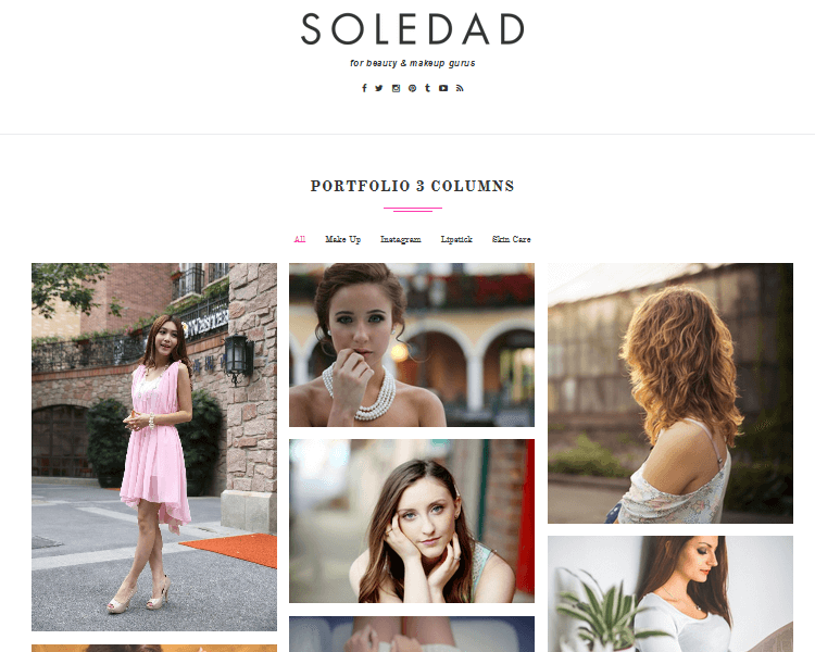 Soledad - Fashion WordPress Theme